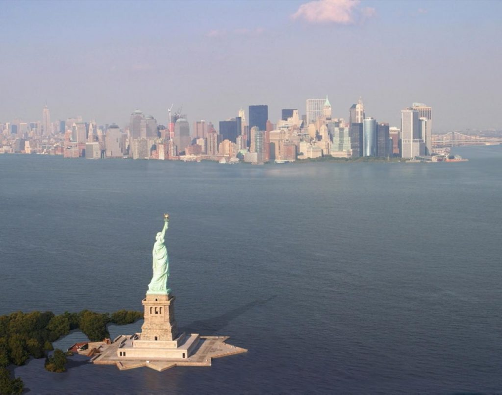 Statue-Liberty-city